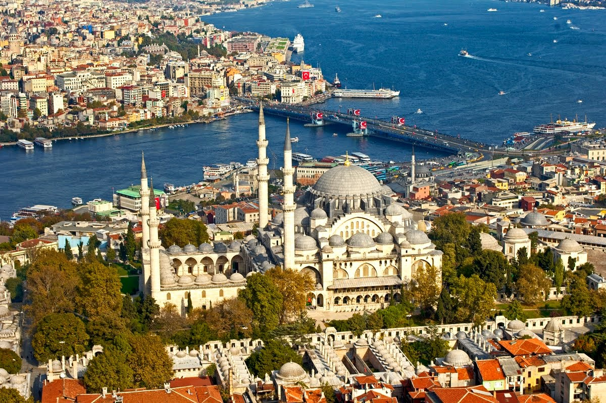 Suleymaniye Mosque - Istanbul