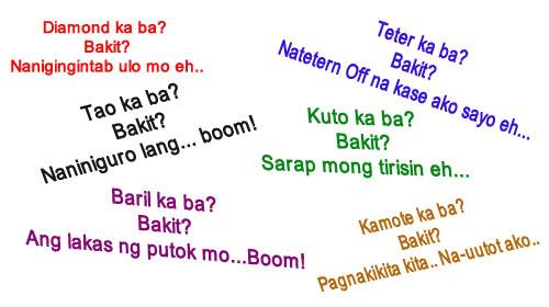Corny Jokes Pick Up Lines Tagalog