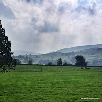 Gorgeous yorkshire dales view