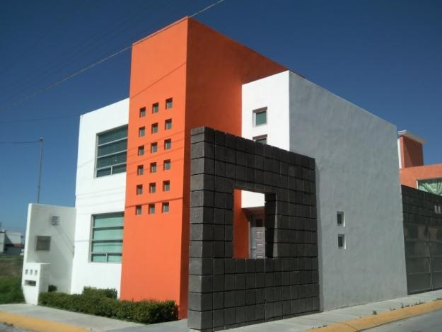 Casas con fachadas minimalistas nuevas tendencias for Colores para casas minimalistas