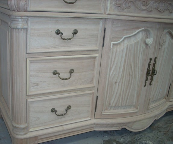 wisno wood furniture finishing Mindi wood