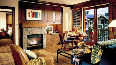 Four Seasons Jackson Hole One Bedroom Suite