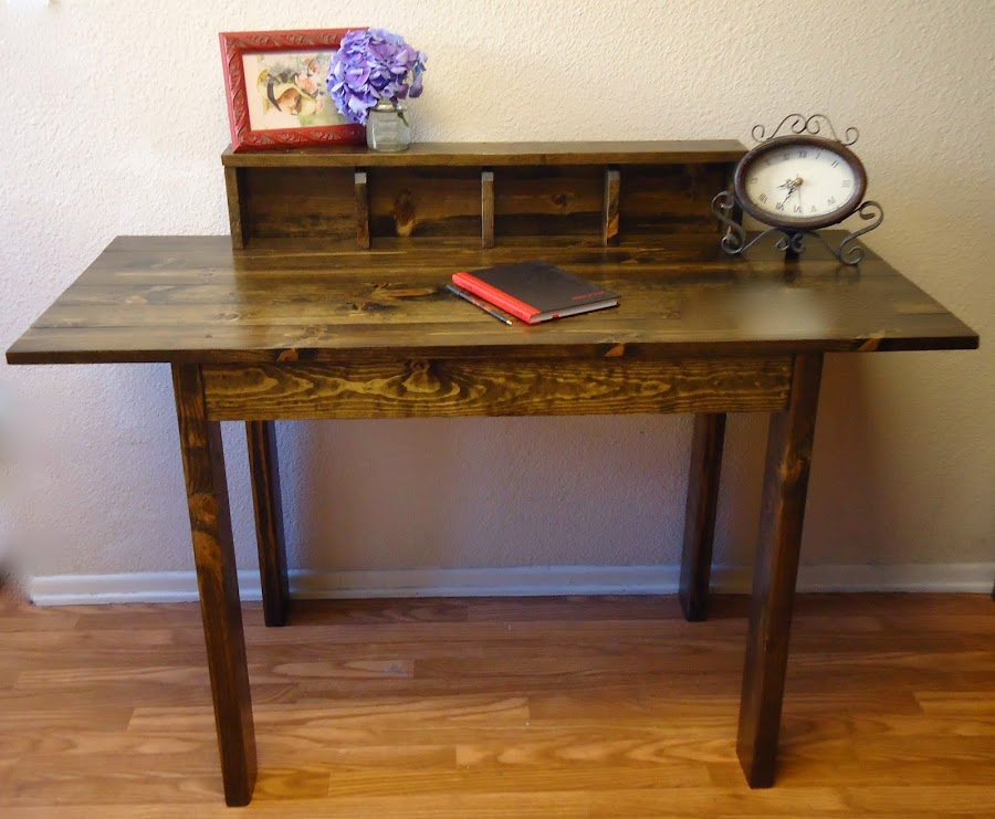 Custom Desk for Kate