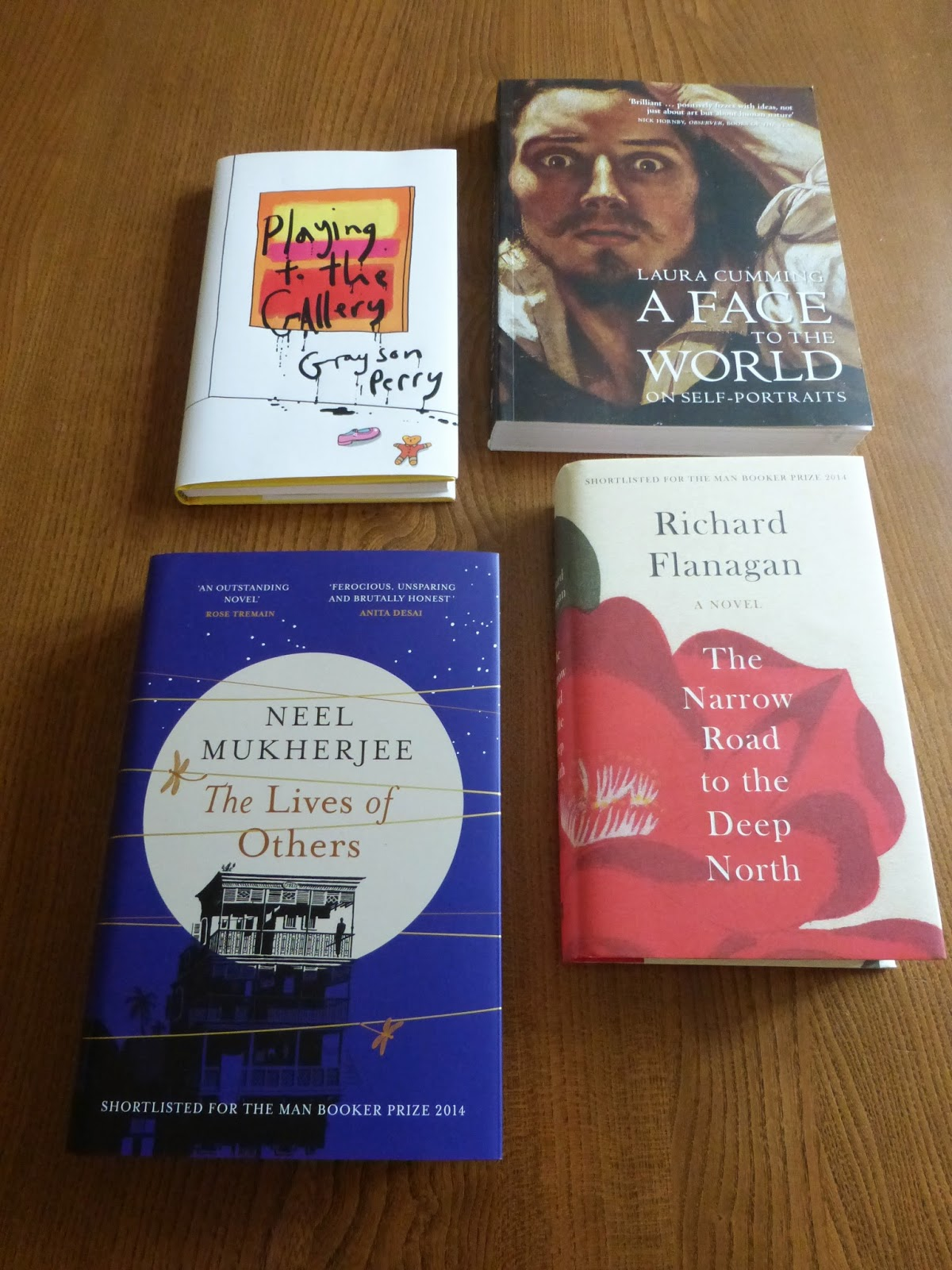 The Year in Books November reads
