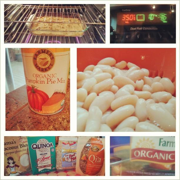Vegan Pumpkin Energy Bar I Mama Whole Wellness