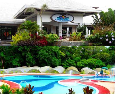 Chateau Royale Batangas Team Building