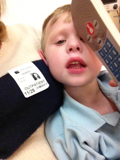 barium enema success : bennett's brigade, Skeleton