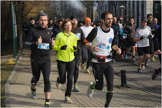 Rueil-Malmaison semi-marathon des Lions 2013 : départ