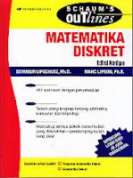 toko buku rahma: buku MATEMATIKA DISKRET EDISI KETIGA, pengarang marc lipson, penerbit erlangga