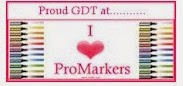 Guest Designer at I ♥ Promarkers