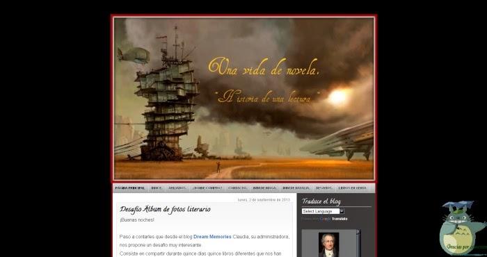 http://vidanovelada.blogspot.com/