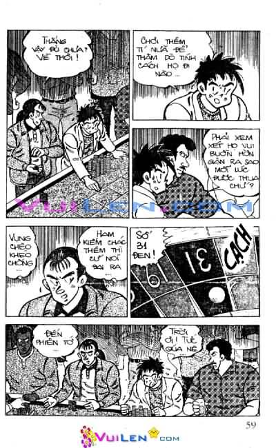 Jindodinho - Đường Dẫn Đến Khung Thành III Tập 57 page 59 Congtruyen24h