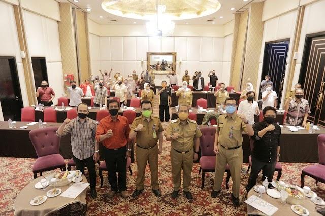 Pemkot Bandung Komitmen Fasilitasi Pengembangan KSM