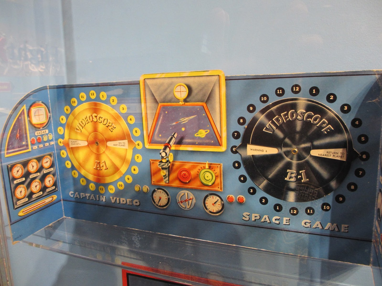 Vintage Space Toys : Little warriors vintage space toys from the children s museum