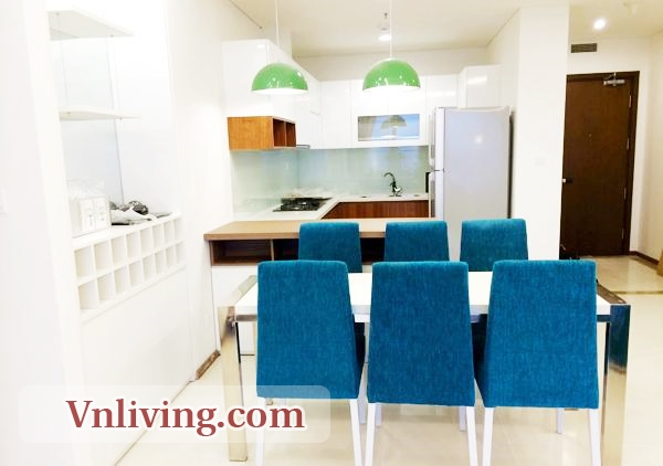 105 sqm 2 bedrooms apartment for rent in Thao Dien Pearl