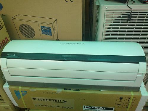 Máy lạnh nội địa là gì?