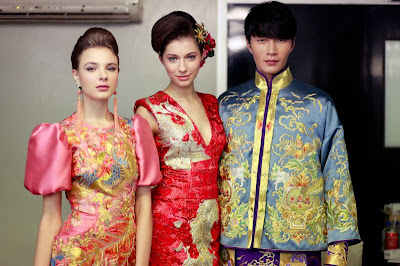 Digital Fashion Week Guo Pei show