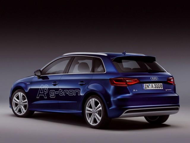 Audi A3 Sportback g-tron new 2014