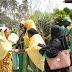 Mama Mwanamwema Shein Akiwa Katika Ziara yake Mkoa wa Kaskazini Unguja Kuzungumza na Wanawake wa UWT Kuwaombea Kura Wagombea wa CCM,Zanzibar.