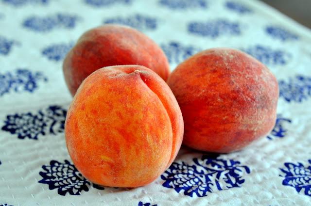 Fresh Peaches | Taste As You Go