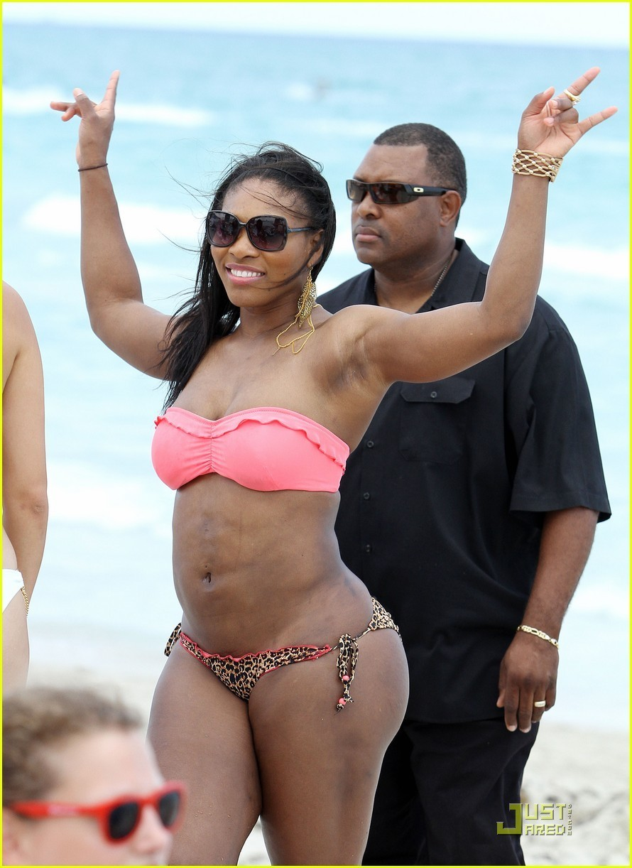 image Black celebrity serena williams 2