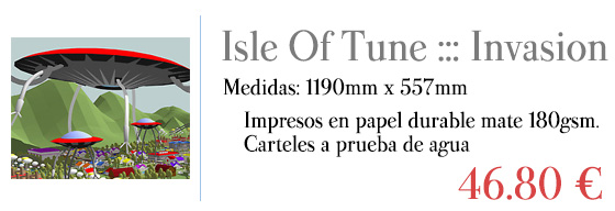 Isle Of Tune ::: Invasion