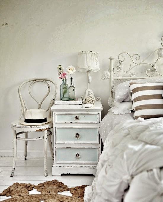 Esquema de color estilo vintage en la habitaci n infantil la habitaci n infantil - Habitacion estilo vintage ...
