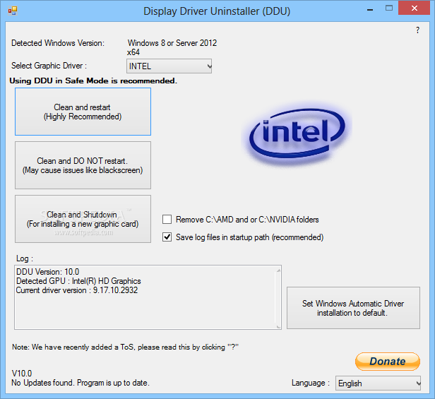 DisplayDriver Uninstaller13.0 لحذف تعريفات الديفرات بوابة 2014,2015 1chCZjj