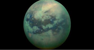 Terkini: Bulan Saturnus Ternyata Mirip Bumi