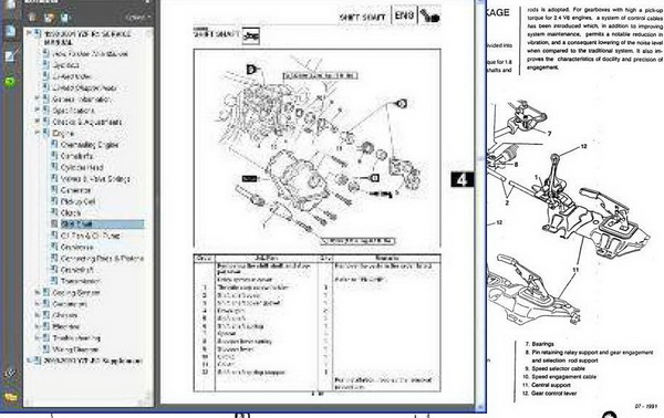 Product picture SsangYong Musso Service Repair Manual