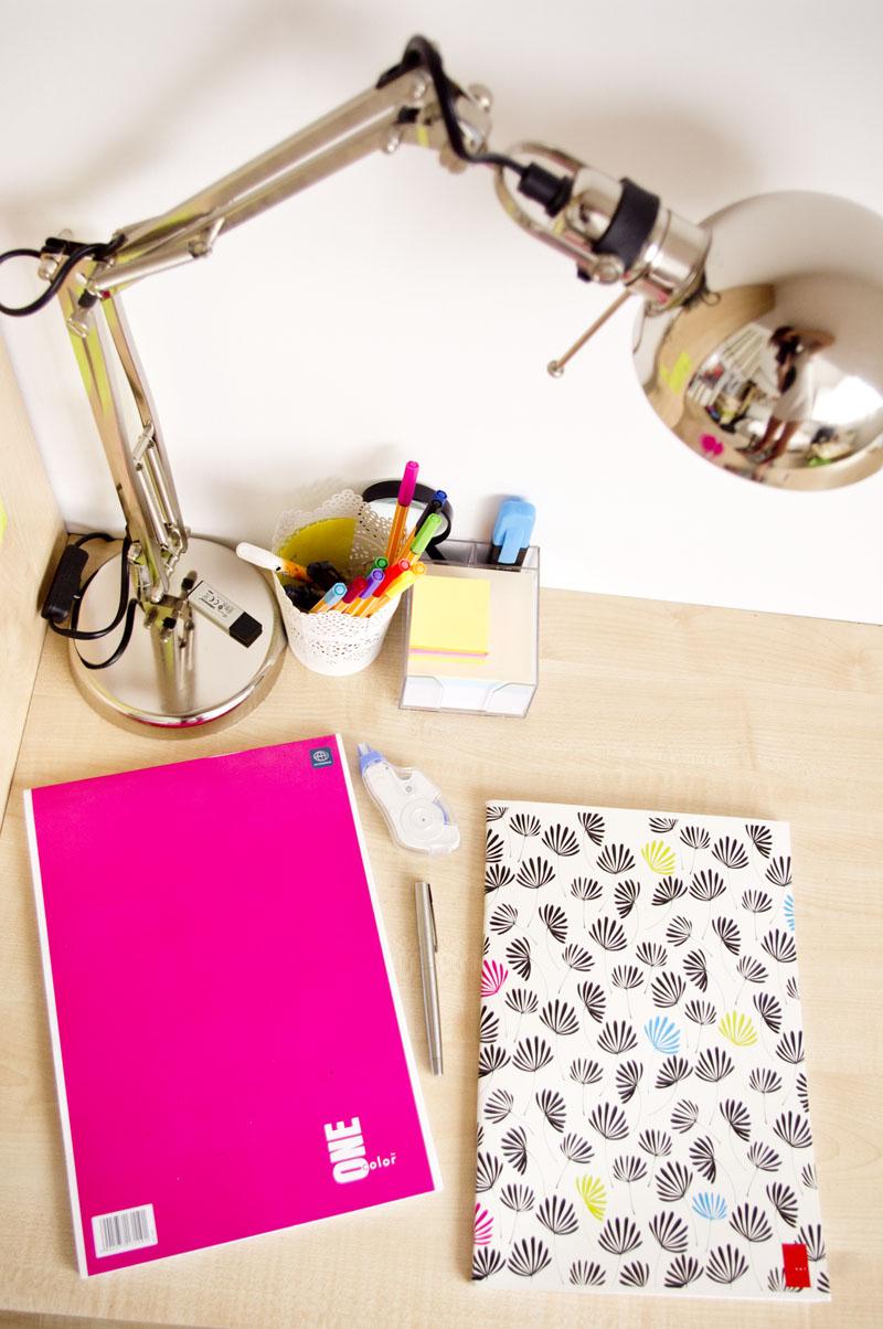 inspiracje pokój, biurko, Dorota was urządzi