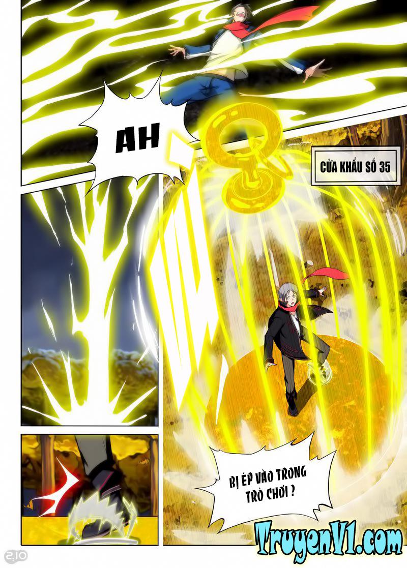 Ngân Chi Thủ Mộ Nhân Chap 89 Upload bởi Truyentranhmoi.net