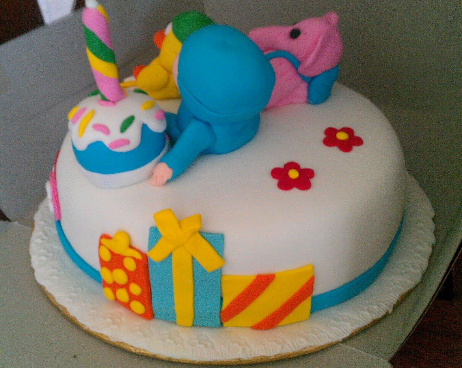 Image Pin Pasteles Tarta Pocoy Sus Amigos Pato Eli Cake Pinterest