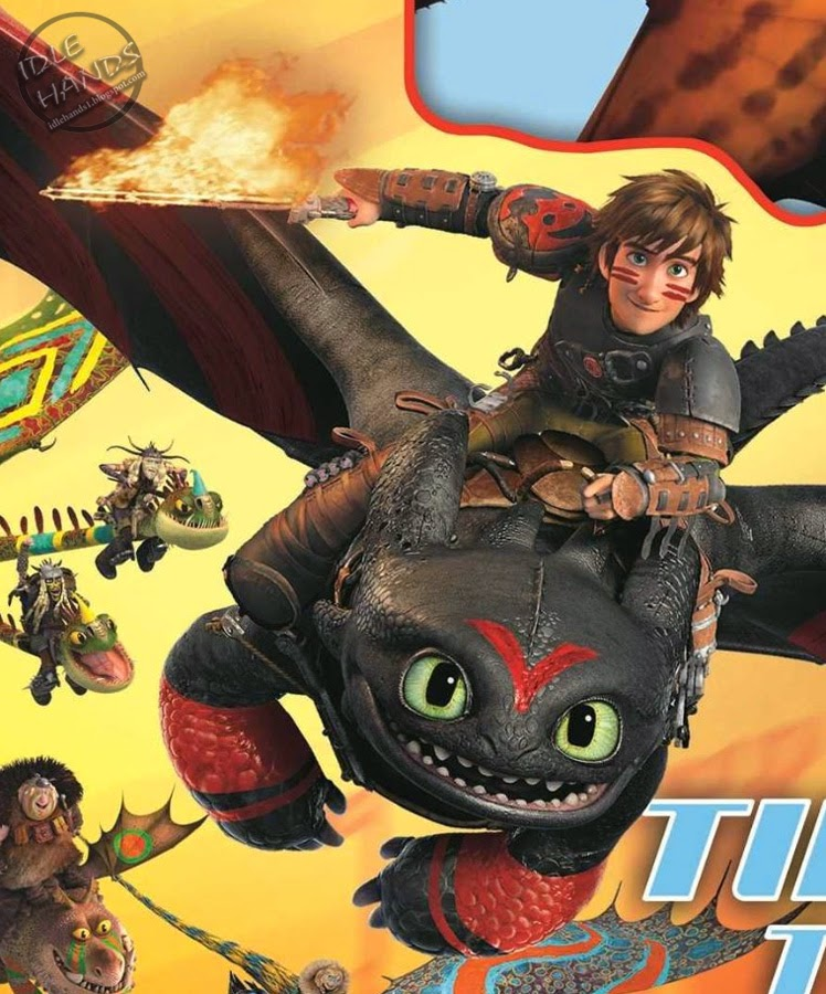 Idle hands bea 2014 how to train your dragon 2 dragon racing more bea 2014 how to train your dragon 2 dragon racing more ccuart Image collections