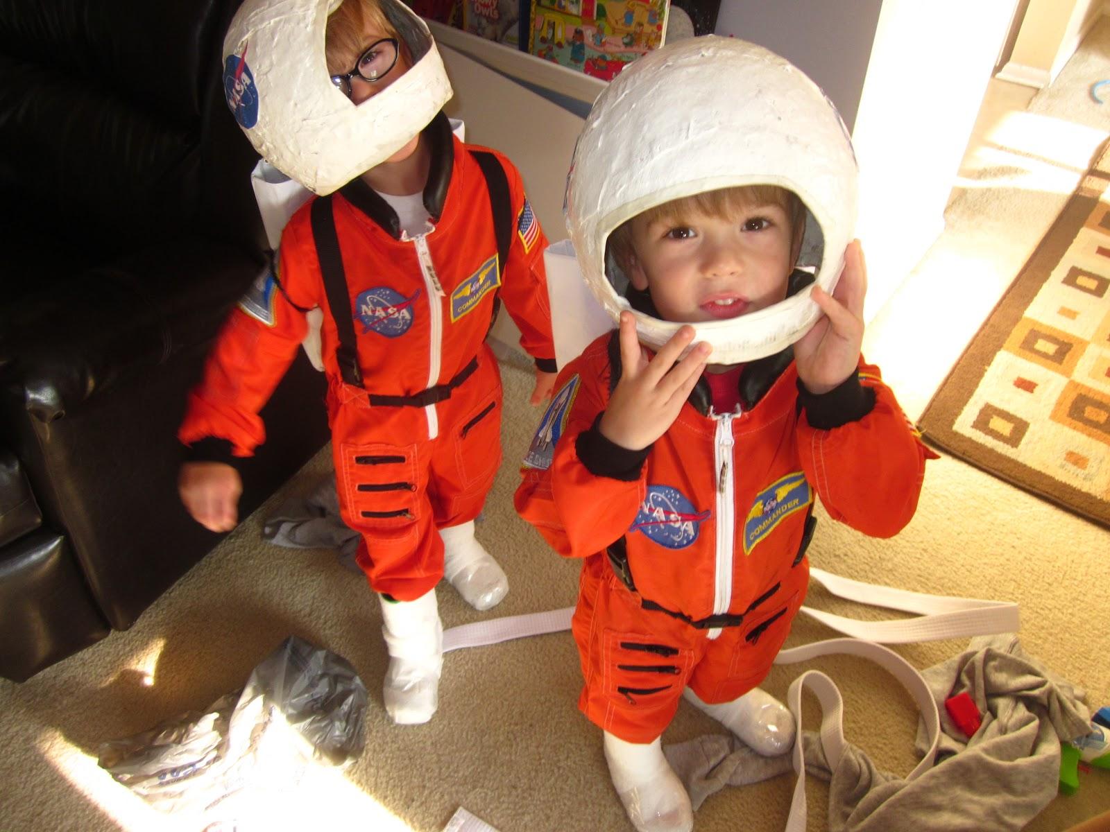 make an astronaut - photo #12