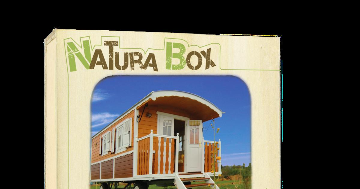 ma tribu de jumeaux dormir en roulotte en amoureux avec la box natur 39 insolite. Black Bedroom Furniture Sets. Home Design Ideas