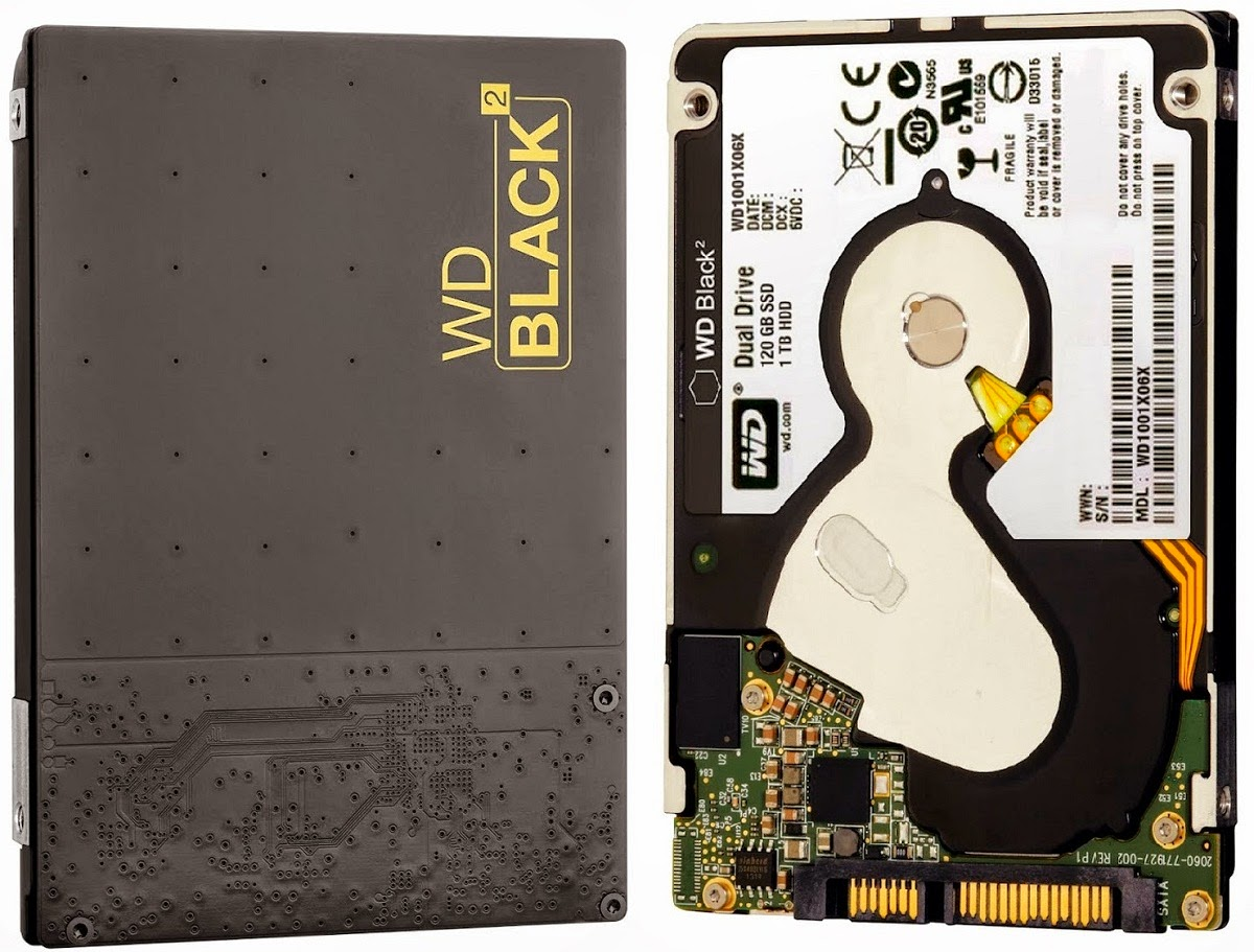 Western Digital 'Black2 Dual Drive' SSD + HDD Specs, Unboxing, Pros, Cons Review
