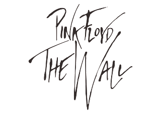 Pink Floyd The Wall Logo Vector
