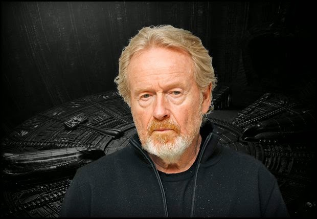 El Nuevo Proyecto de Ridley Scott