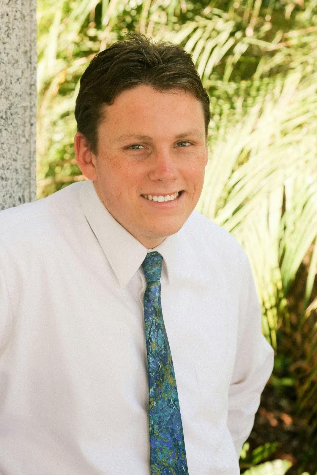 Elder Alex VanBuskirk
