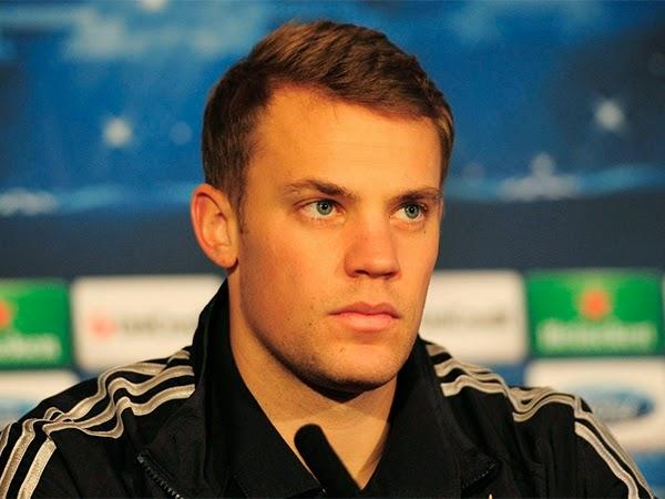 Manuel Neuer - Alemanha
