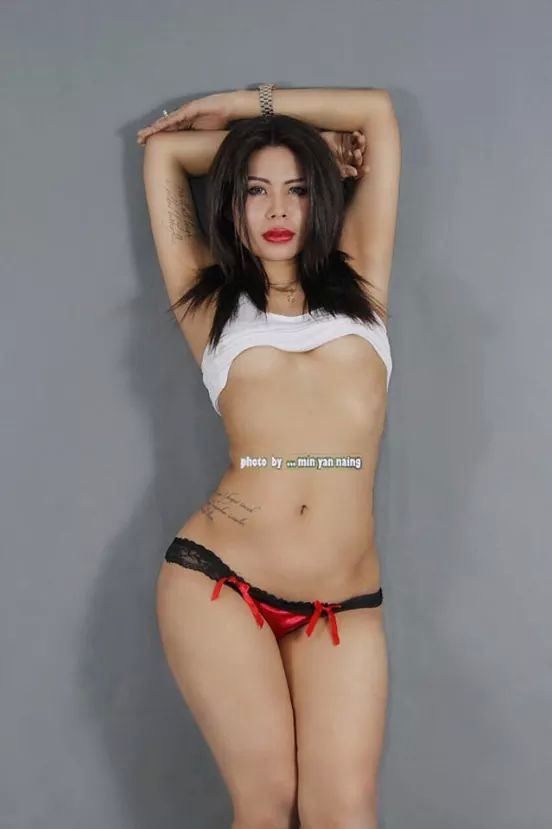 This excellent Myanmar sexy girls hd photo