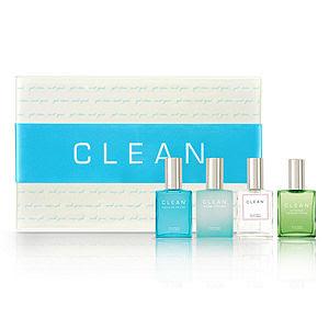 CLEAN, CLEAN perfume, CLEAN fragrance, CLEAN eau de parfum, gift set