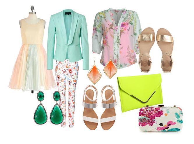 Wedding Outfit Ideas Spring : Through a kat s eyes spring wedding outfit ideas