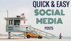 Quick and easy Social media updates is a lot easier than you think. : eAskme