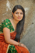 Actress Anusha Photos in Half saree-thumbnail-20