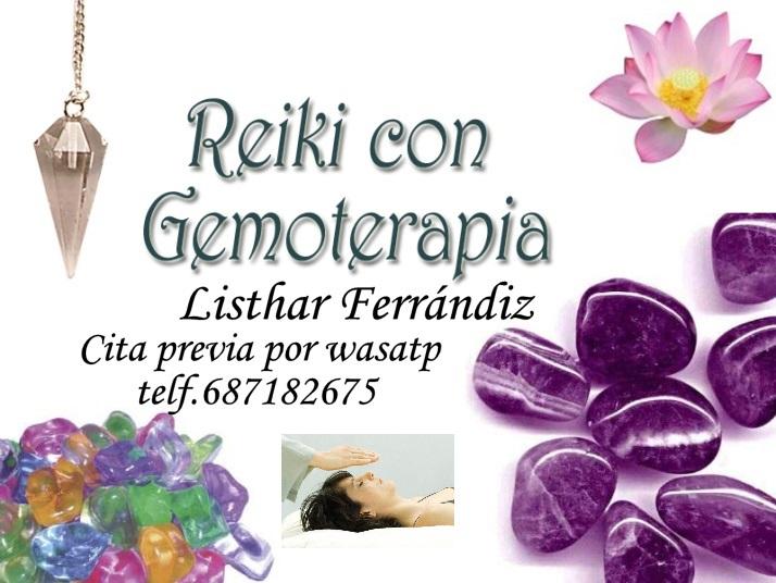Terapia Reiki + Gemo