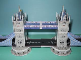 Puzzle del puente de la torre de Londres