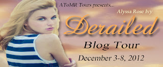 {Review+G!veaway} Derailed by Alyssa Rose Ivy