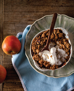 sweet cravings apple crisp